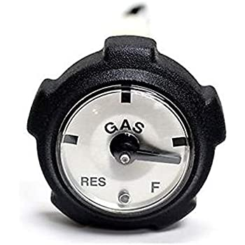 Amazon com: Polaris Replacement Fuel Gas Cap with Gauge