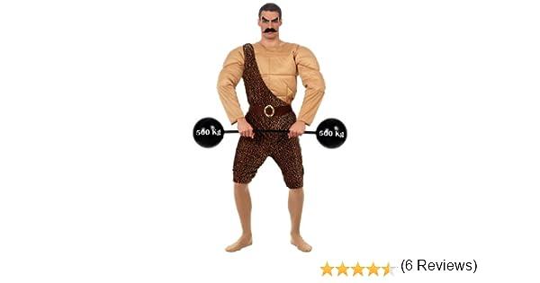 Atosa - Disfraz Forzudo (M-L): Amazon.es: Juguetes y juegos