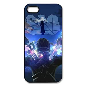 Pop anime PC game Sword art online SAO For Ipod Touch 5 Phone Case Cover Hard Plastic case