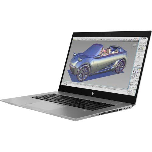 HP ZBook Studio G5 i5 15.6 inch IPS SSD Silver