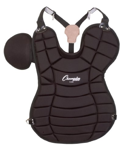 Champion Sports Pro Adult Model Chest Protector (16.5-Inch)