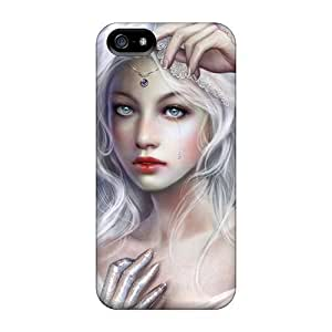 Bernardrmop PFufbHw1073pdSne Case Cover Skin For Iphone 5/5s (ice Maiden)