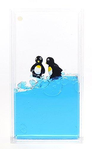 PowerTRC Mini Liquid Penguin Paperweight
