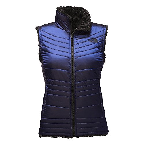 f43ec639d958 The North Face Women s Mossbud Swirl Vest - Brit Blue - XL (Past Season)