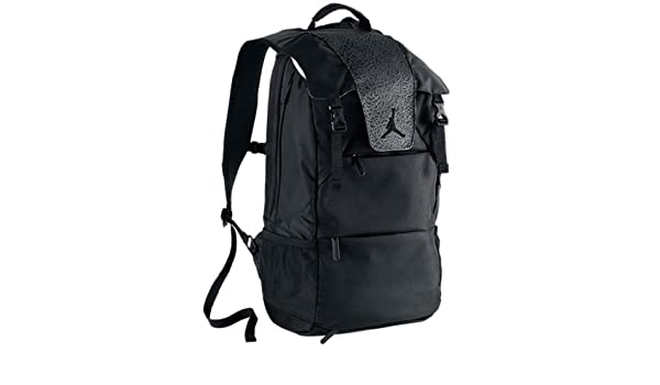 d7a9c2dda591 Nike Air Jordan Male Laptop   Tablet Black Rucksack Backpack Book Bag for  Basketball 546472-010  Amazon.ca  Sports   Outdoors