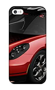Crystle Marion's Shop Iphone 5/5s Alfa Romeo 4c 30 Tpu Silicone Gel Case Cover. Fits Iphone 5/5s