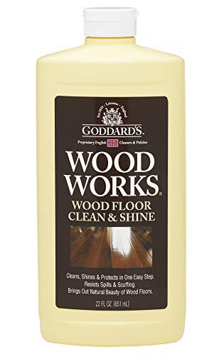 Goddard's Wood Works Floor Clean and Shine - 651 ml. ()