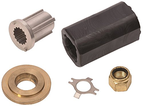 QUICKSILVER 835277Q1 FLO-TORQ II PROP HUB KIT FOR HONDA OUTBOARDS 75-90 HP 1998 & OLDER by QuickSilver