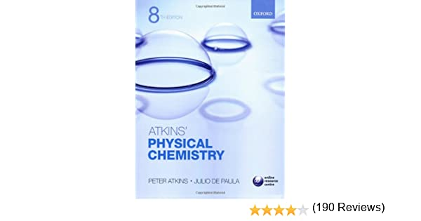 Physical chemistry julio atkins peter de paula 9780198700722 physical chemistry julio atkins peter de paula 9780198700722 amazon books fandeluxe Image collections