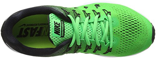 Nike Air Zoom Pegasus 33, Scarpe da Corsa Uomo Verde (Rage Green / White-black)