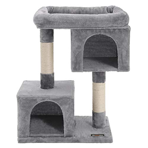 FEANDREA Cat Tree for Large Cats UPCT61W
