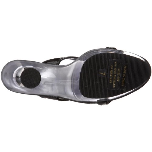 Platform Sweet Pleaser Sandal Black Patent 405r Donna a0avqEwr