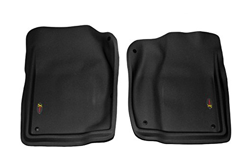(Lund 403001 Catch-All Xtreme Black Front Floor Mat - Set of)
