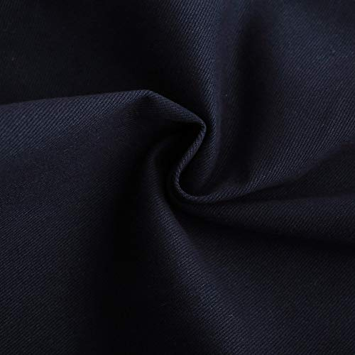 Autunno Bottoni Slim Giacca Puro Fit Eleganti Vicgrey Cappotto Ragazze Moda Da Parka Lungo Colore Marina ❤ Donna Con Cardigan Gilet Outwear Inverno zqCSHx