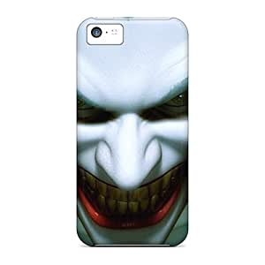 New Style Tpu 5c Protective Case Cover/ Iphone Case - The Joker