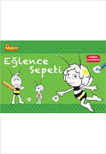 Ari Maya Eglence Sepeti Cikartmali Boyama 9786050941210 Amazoncom
