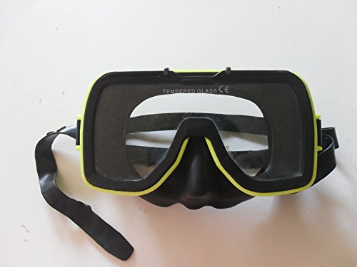 tempered glass gaggle (black andlight green) for sale  Delivered anywhere in USA