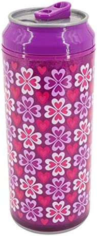 Coolgearcan Purple Heart Plastic Double product image