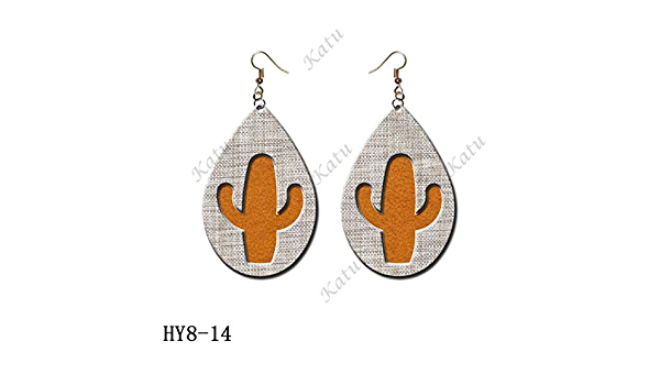teardrop  earring wood die cut Mold accessories for Leather,felt Drop and diamond Earring die cutting leather crafts