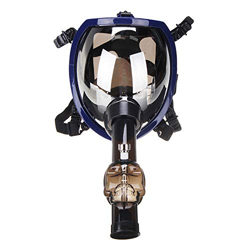 Gas Mask Hookah Bong Silicone Protective Mask