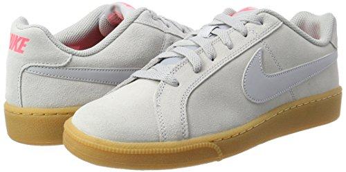 Royale Nike Da Basse Grey wolf Suede solar Brown Grey Red Uomo Scarpe Grigio Court wolf gum Ginnastica Lt rrqgU5I