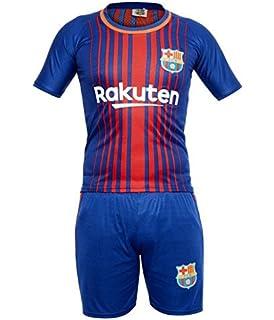 e922b2966 aaDDa Sportswear Non Branded Barcelona Home Jersey 18 19 with Shorts ...