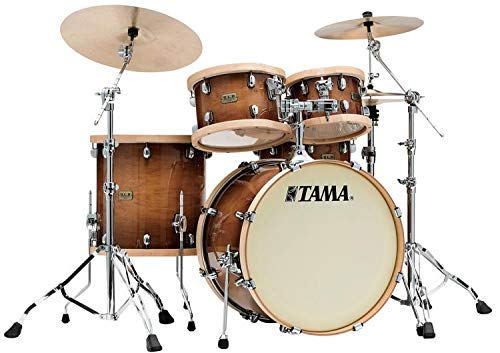 Tama SLP Studio Maple 4-piece Shell Pack - Gloss Sienna