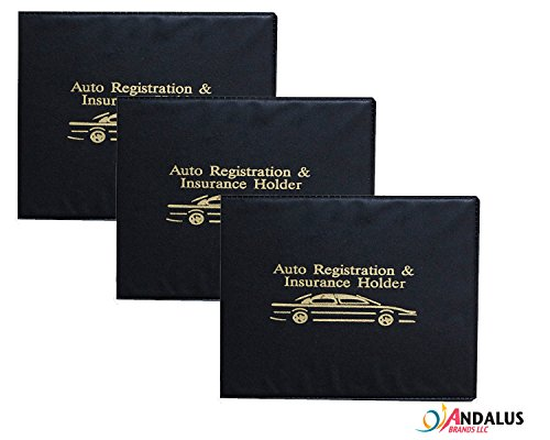 andalus-auto-car-truck-motorcycle-registration-and-insurance-document-holder-wallet-black-vinyl-case