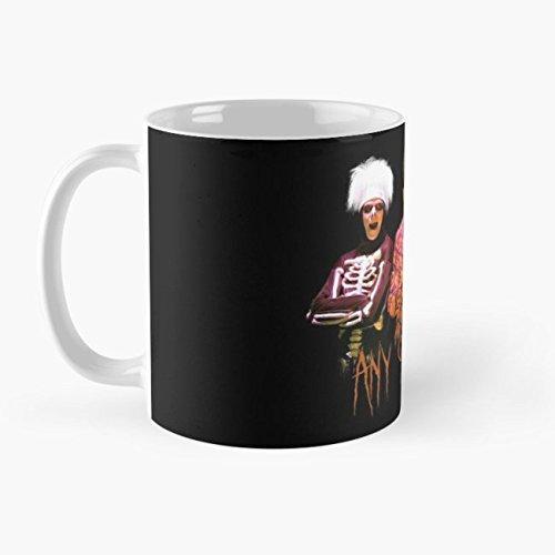 David S. Pumpkins - Any Questions? V 11 Oz Coffee Mugs ()