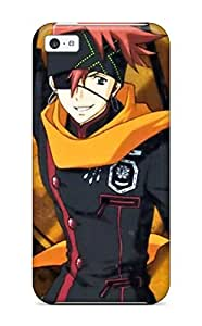 High Quality Shock Absorbing Case For Iphone 6 plus-d Gray Man Characters