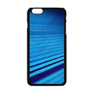 """Iphone 6 Plus Slim Case Binary Code Design Cover For Iphone 6 Plus (5.5"""")"""