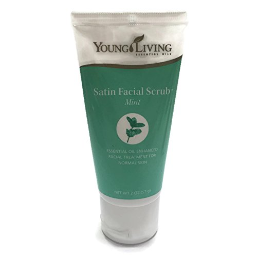 Young Care (Satin Facial Scrub Mint 2 oz by Young Living Essential Oils)