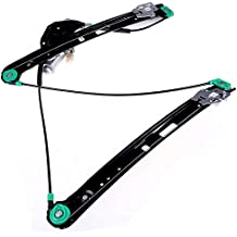 OCPTY Power Window Regulator with Motor Assembly Replacement Front Right Passengers Side Window Regulator fit for 2001-2005 BMW 325i 325xi 330i 2000 BMW 323i 328i 1999 BMW 323i 328i Sedan 51337020660