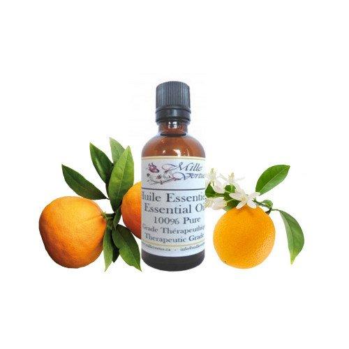 (Petitgrain Bigarade (Citrus Aurantium) Essential Oil 100% Pure and Natural (50ml))