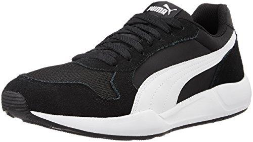 St Puma Plus Adultes Course Unisexes noir Chaussures Noir Blanc De Or Runner drgYxwqBr