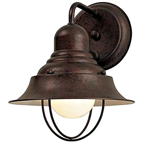 Antique outdoor wall sconces amazon minka lavery outdoor wall light 71167 91 wyndmere exterior wall lantern 100 watts bronze aloadofball Images