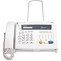 Fax-275 Therm Fax/Cop 9.6k 10pg Adf 25spd Dial Lcd Call Id Rj-11c
