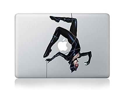 Sticker chief batman catwoman apple macbook vinyl skin sticker decal for retina air pro