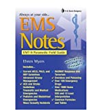 img - for EMS Notes: EMT & Paramedic Field Guide (Davis's Notes) (Spiral bound) - Common book / textbook / text book