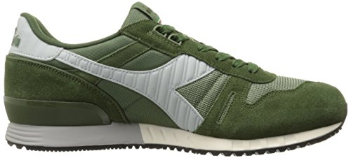 outlet newest outlet 100% authentic Diadora Men's Titan 2 Skateboarding Shoe Olivine/Rifle Green oeeuaS5V