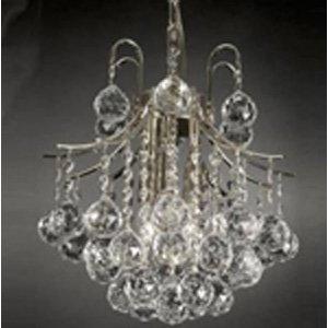 Arden Victorian Crystal Chandelier