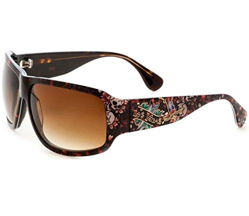 Ed Hardy Las Vegas Rock Sunglasses - - Vega Sunglasses