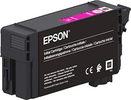 Epson Singlepack UltraChrome XD2 Magenta T40C340(26ml) - Cartucho de tinta para impresoras (Original, Tinta a base de pigmentos, Magenta, Epson, UltraChrome XD2, 1 pieza(s)): Amazon.es: Oficina y papelería