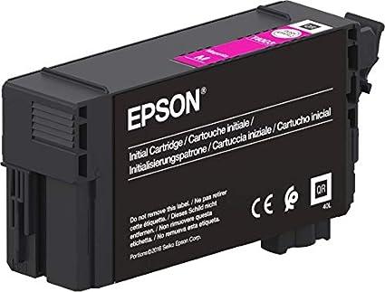 Epson Singlepack UltraChrome XD2 Magenta T40C340(26ml) - Cartucho ...
