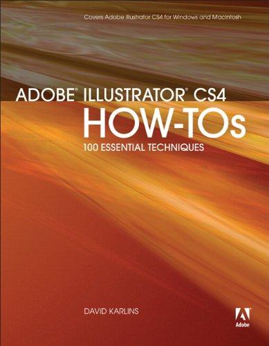Download Adobe Illustrator CS4 How-Tos: 100 Essential Techniques Pdf