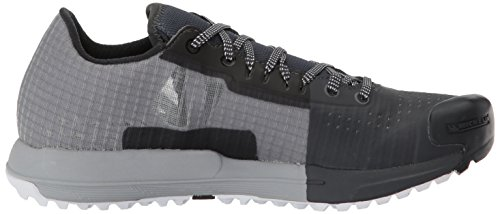 Pictures of Under Armour Women's Horizon KTV Running 1287336 Anthracite (100)/Overcast Gray 6 M US 3