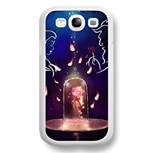 Disney Cartoon Princess and the frog Soft Rubber Phone Case For Samsung Galaxy S5 Cover - Disney Princess Tiana For Samsung Galaxy S5 Cover Case - Black
