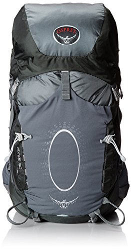 Osprey Packs Atmos 50 Backpack (Graphite Grey, Large)