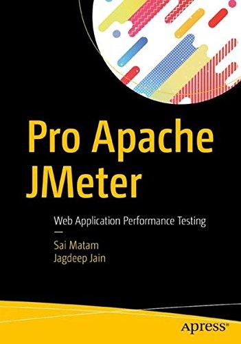 Download Pro Apache JMeter: Web Application Performance Testing PDF