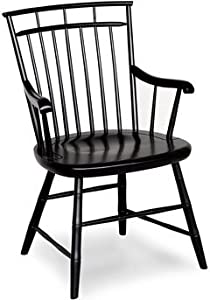 windsor chair with arms amazon com birdcage windsor arm chair assembled with 22157 | 41QsRUgec4L. SY300